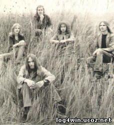 1972: Michael Schenker, Joe Wyman, Lothar Heimberg, Klaus Meine, Rudolf Schenker.