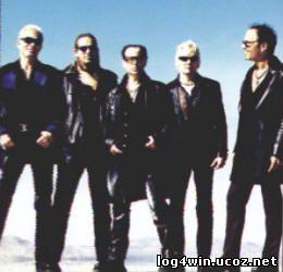 1999: Rudolf Schenker, Ralph Rieckermann, Klaus Meine, James Kottak,Matthias Jabs