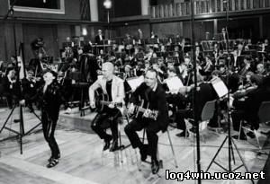 With the Berlin Philharmonic Orchestra 2000